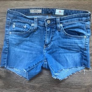 AG Jean Shorts
